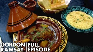 North African Cuisine Leąves Gordon Amazed | Ramsay's Best Restaurant