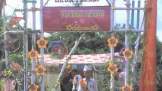 Trại Hè 2010 xã Đông Phú - Đông Sơn - Thanh Hóa