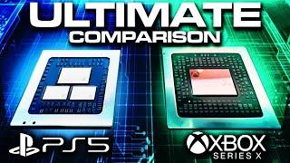 The Ultimate Ps5 Vs Xbox Series X Specs Comparison | Ps5 & Xbox Hardware Price And Power Breakdown