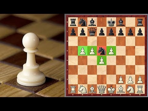 Pure Pawn Strategy: 10 Consecutive Moves With Pawns