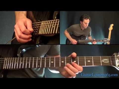 Foolin' Guitar Lesson - Def Leppard