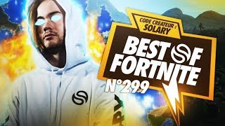 BEST OF SOLARY FORTNITE #299 ► HUNTER PASSE EN MODE ULTRA INSTINCT