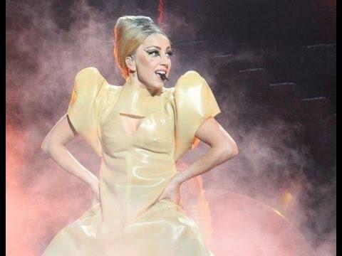 Lady Gaga - The Born This Way Ball Tour DVD Part.1