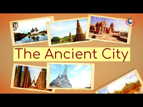 The Ancient City - Explore the cultural treasures of Thailand in one day