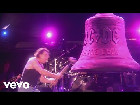 AC/DC - Hells Bells (from Live At Donington) music