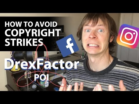 How to Avoid Copyright Strikes on Facebook and Instagram