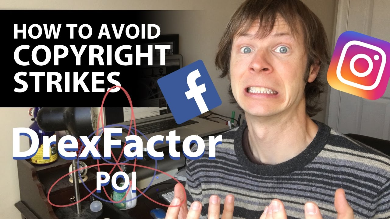How To Avoid Copyright Strikes On Facebook And Instagram Youtube