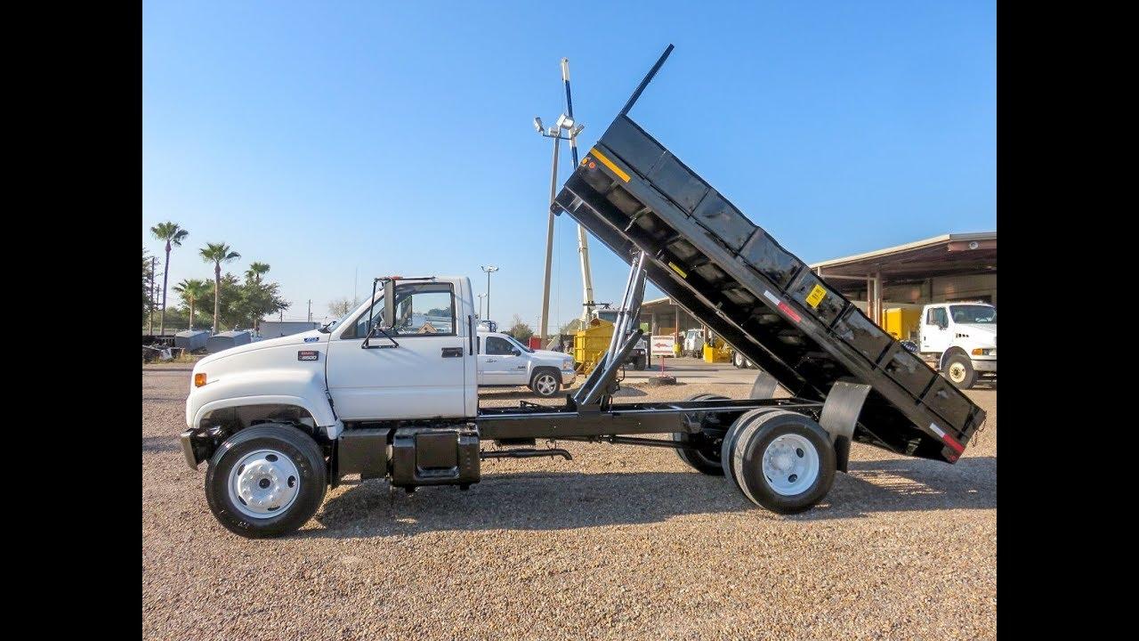 All Chevy chevy c6500 flatbed : Art's Trucks & Equipment - 3718954, '00 GMC C6500 Flatbed Dump ...