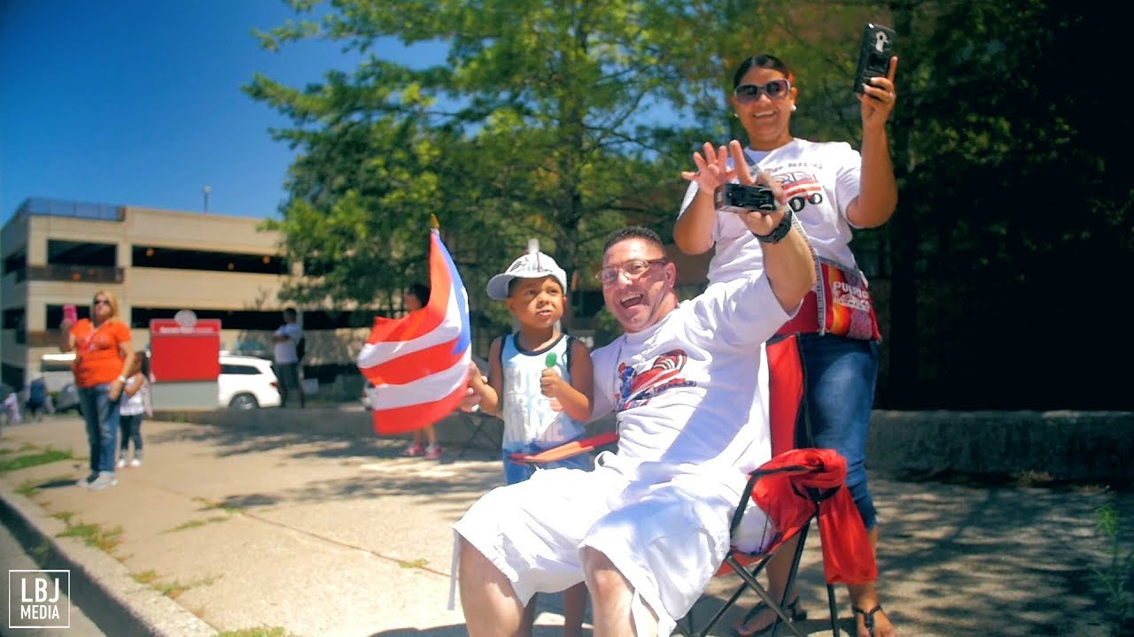 Puerto Rican Christmas Events Allentown Pa 2020 PRCP Lehigh Valley Puerto Rican Parade 2017 (Official Video