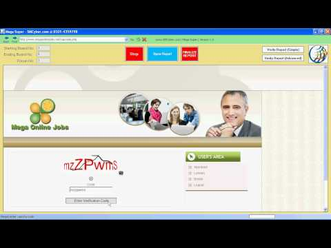 Megaonlinejobs.com | Mega online jobs data entry software