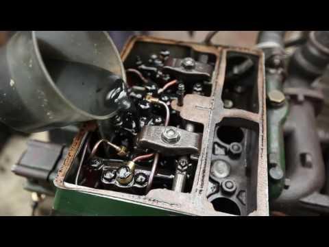 Lister FR2 Diesel Stationary Engine
