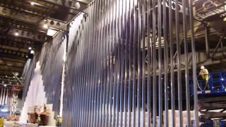 PJS Solutions Building Fire Rated Acoustic Partition in SECC Glasgow