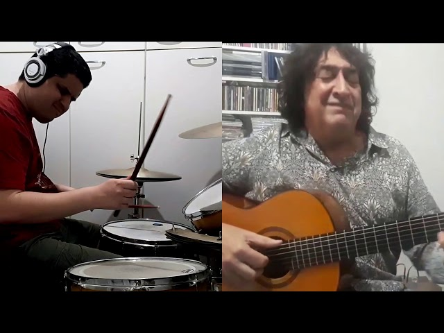 Felipe Cotta e Toninho Horta-Mr. Hancock(Toninho Horta)-Jazz tribute to Herbie Hancock