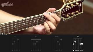 Maus Bocados - Cristiano Araújo (aula de violão simplificada)