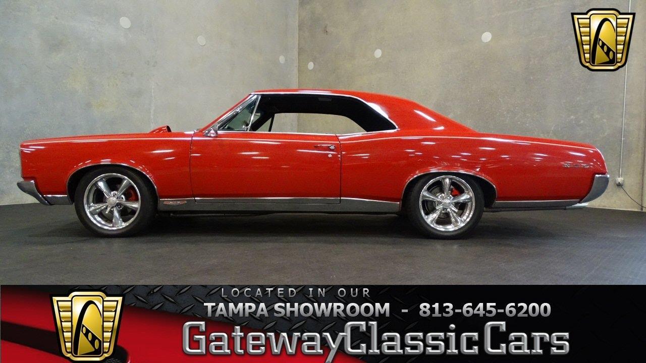 1967 Pontiac GTO - stock#761-TPA