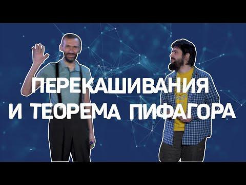 Перекашивания и теорема Пифагора — Григорий Мерзон и Алексей Савватеев