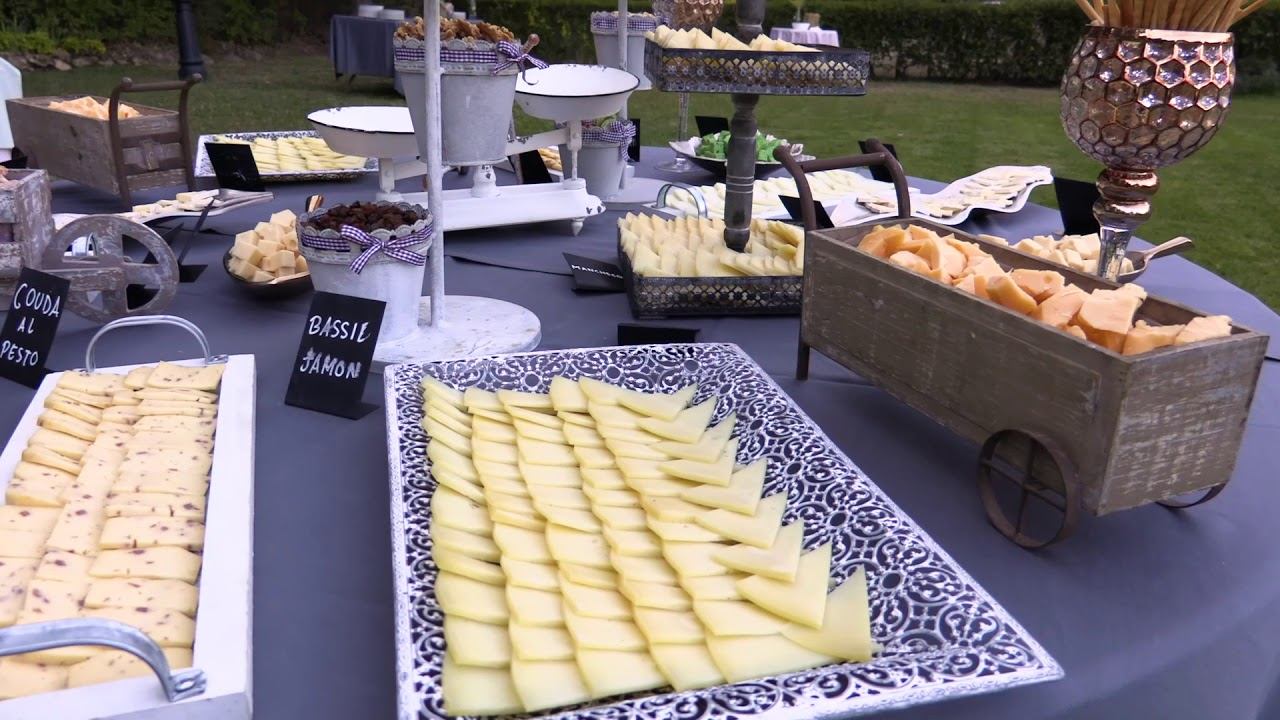 Catering.