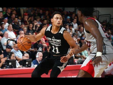 Full Highlights: San Antonio Spurs vs Portland Trail Blazers MGM Resorts NBA Summer League | July 11