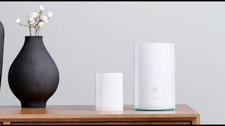 تحديث البيت بالـ WiFi Mesh-الجزء الأول