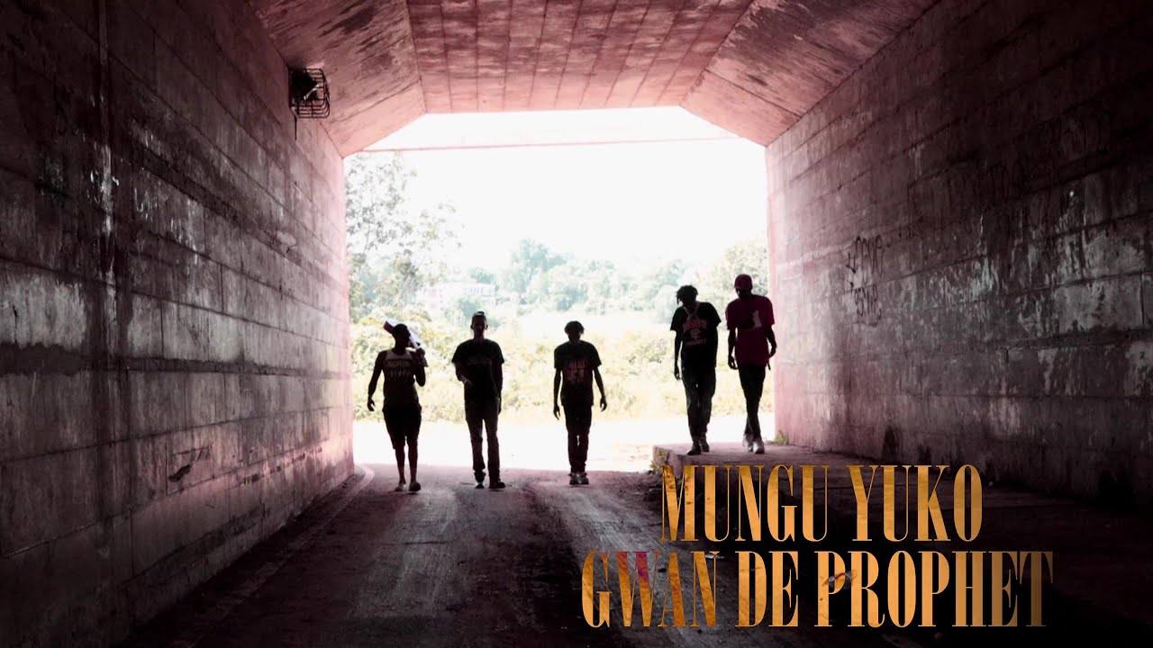 Download Gwan De Prophet - Mungu Yuko (Official 4K Video )