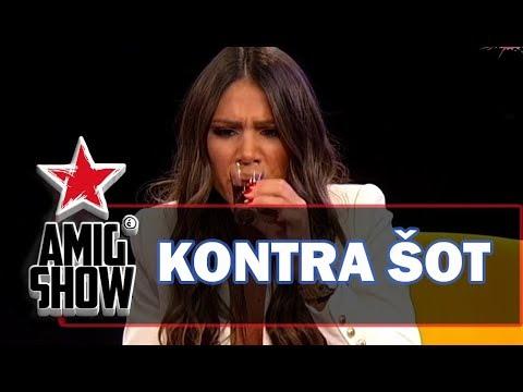 Kontra ot - Sandra Afrika i Sloba Radanovi (Ami G Show S12)