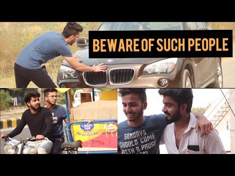 Beware of Such People. Feat~ Elvish Yadav ||Half Engineer||
