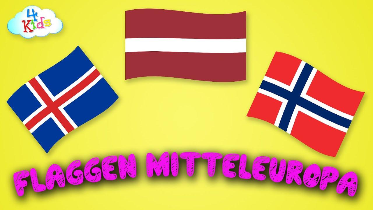 Flaggen Lernen
