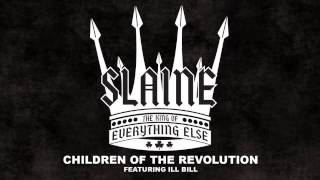 "Slaine ""Children Of The Revolution"" feat. ILL BILL from La Coka Nostra"