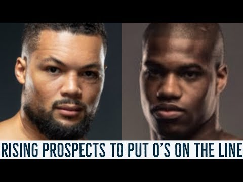 RARE BRIGHT SPOT: JOE JOYCE & DANIEL DUBOIS AGREE TO FACE EACH OTHER