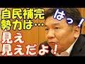 枝野氏が小池新党をバッサリ!自民党の補完勢力だと批判するが批判殺到