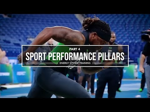 Sport Performance Pillars | Energy System Training | JTSstrength.com