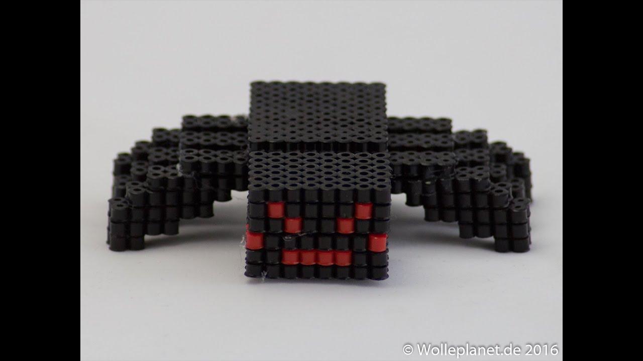 Minecraft Meets Hama By Fromlusttodust On Deviantart Perler
