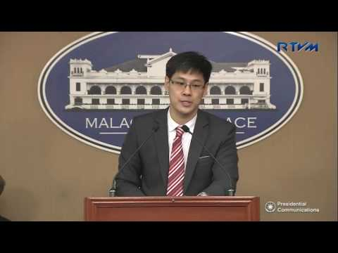 Press Briefing by Department of Finance (DOF) Spokesperson Atty. Paola Alvarez 1/27/2017