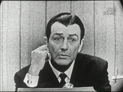 What's My Line? - Robert Taylor (Feb 26, 1956)