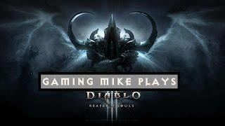 Act III COMPLETE: Demon Hunter (Gameplay Broadcast with Friends) - Diablo III: Reaper of Souls