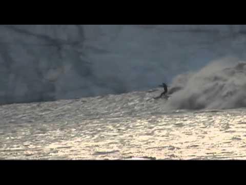 Glacier Surfing Alaska (HD)