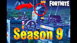 Fortnite Season 9 Funny Moments with Hotel Glitch?!