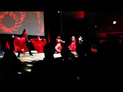 SHIVER SHOW, TORONTO - flamenco dancers