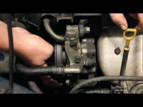 How to Change Power Steering Pump Hyundai