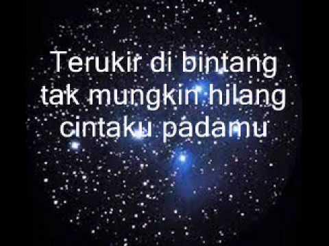 Yuna - Terukir Di Bintang (lirik)