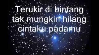Download Yuna - Terukir Di Bintang (lirik)