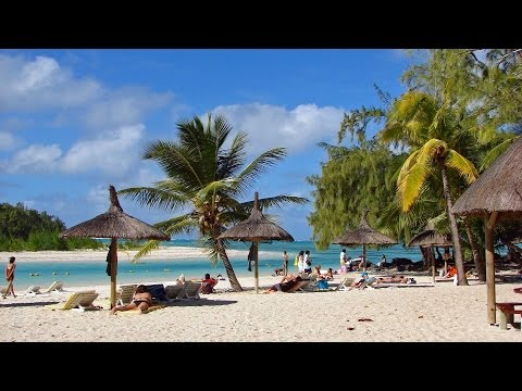 Amazing Île aux Cerfs - Island of dreams Mauritius HD