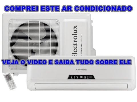 136faf31c AR CONDICIONADO ELECTROLUX INVERTER TECHNO DE 12000 BTUS