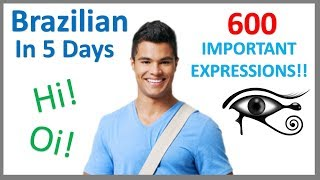 Baixar Learn Brazilian Portuguese in 5 days- Conversation for Beginners