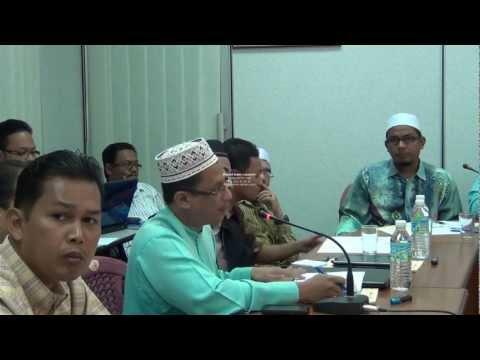 Dialog Antara Ahlus Sunnah dan Syiah Imamiyah 2011 siri 1/2