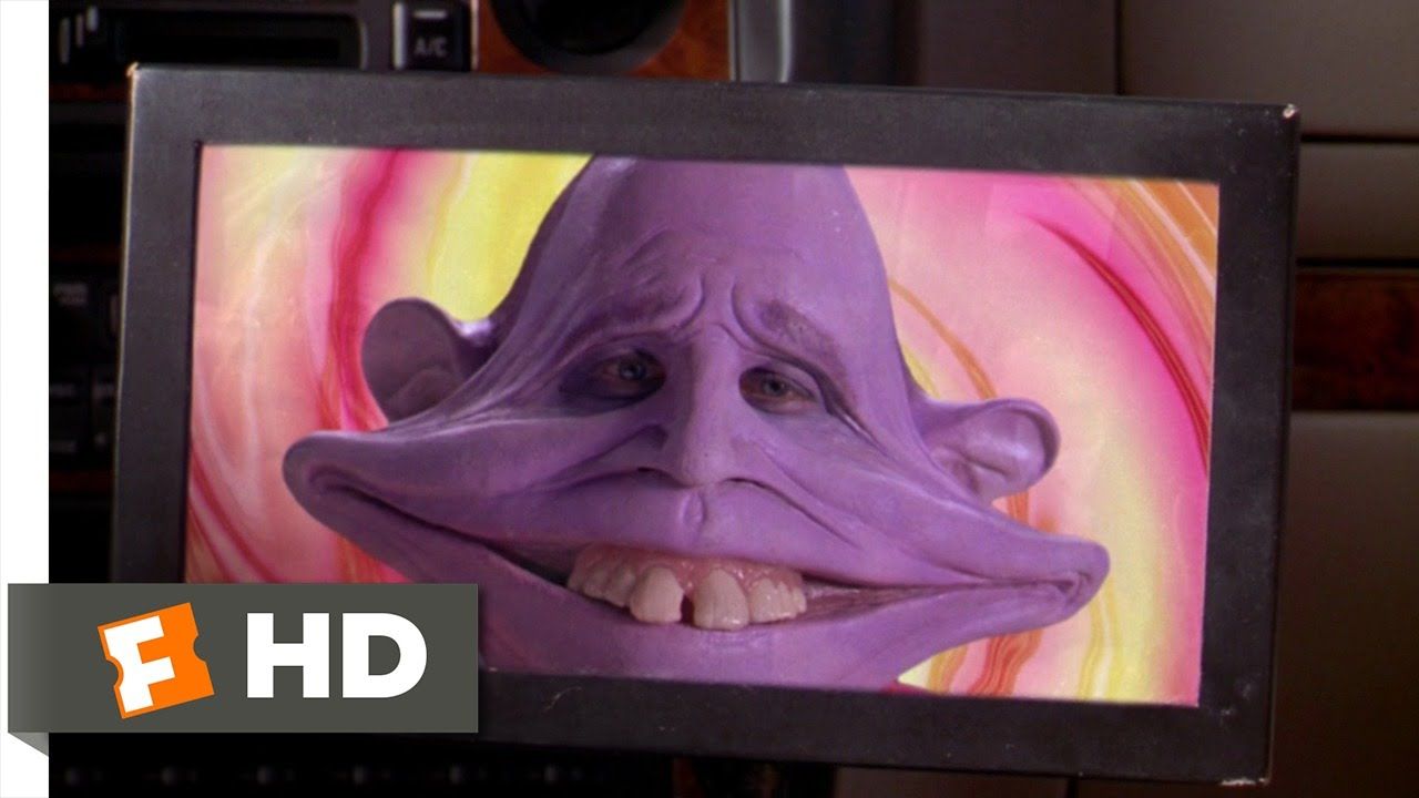 Spy Kids Weird Faces 3