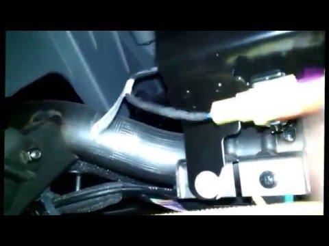 Ravon Daewoo Gentra Ошибка В1355 Загорелся Airbag SRS способ устранения