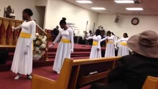 All the glory belongs to you praise dance