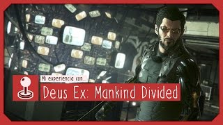 Vídeo Deus Ex: Mankind Divided