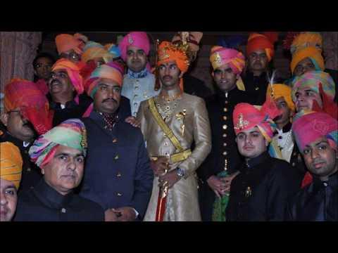 Royal Rajput Wedding With Folk Rajasthani Music Dharti Dhora Ri